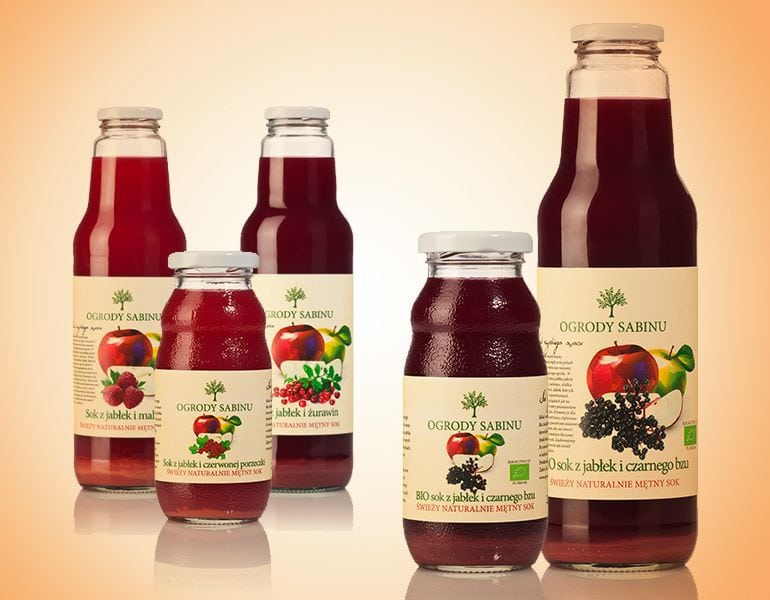 projekty etykiet na butelki