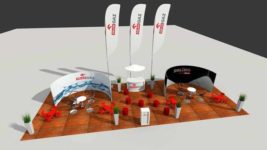 strefa plenerowa wizualizacja 3D