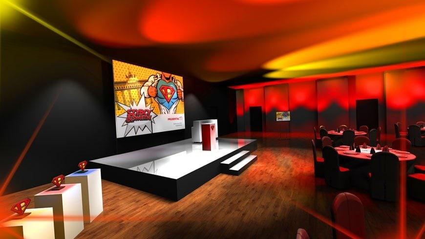 wizualizacja 3d zaplecze graficzne