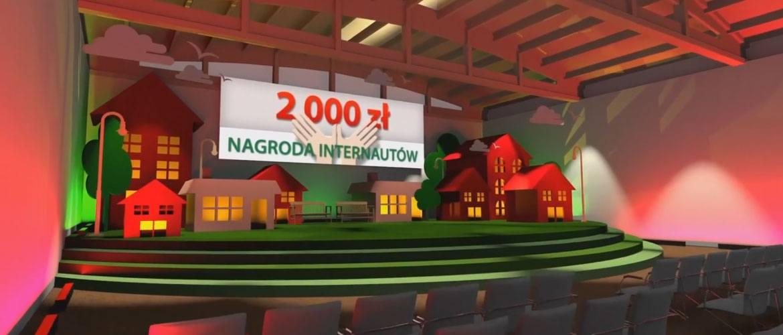 Animacja 3D - scena eventowa