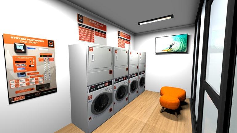 wizualizacja produktowa - wizualizacja wnętrza