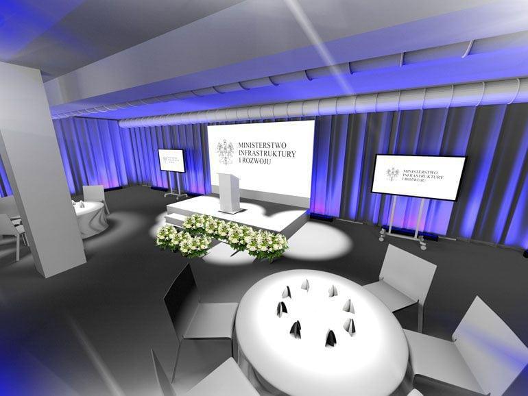 wizualizacja konferencji