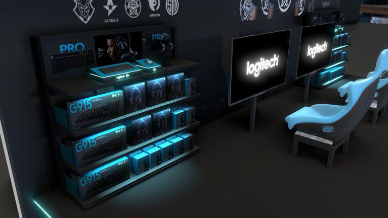 strefa promocyjna wizualizacja 3D