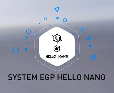 Animacja produktowa Hello Nano